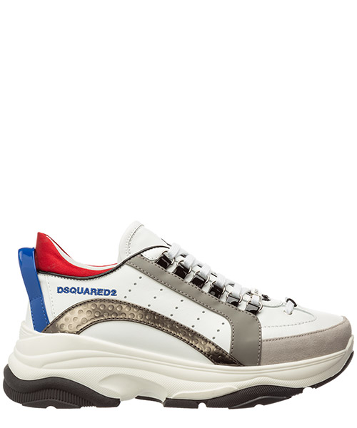 Sneakers Dsquared2 bumpy SNM009101502590M466 bianco