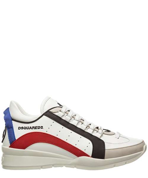 Sneakers Dsquared2 551 SNM009801500532M1747 bianco