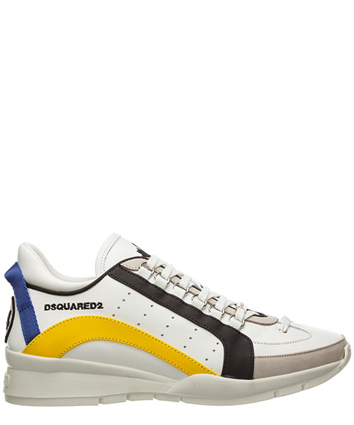 Sneakers Dsquared2 551 SNM009801500532M319 bianco