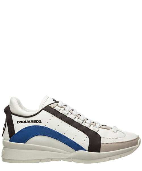 Sneakers Dsquared2 551 SNM009801500532M328 bianco