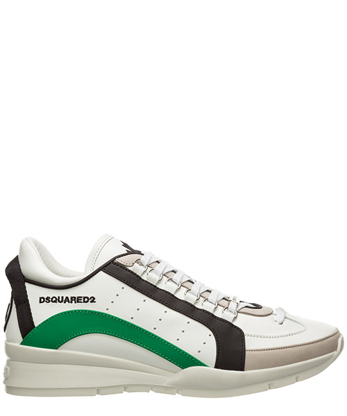 Sneakers Dsquared2 551 SNM009801500532M594 bianco
