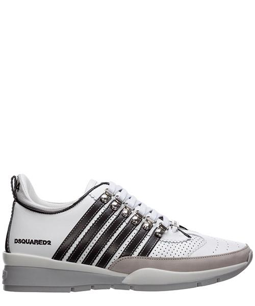 Sneakers Dsquared2 251 SNM010101502721M072 bianco + nero