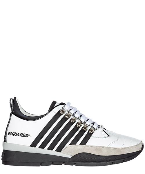 Sneakers Dsquared2 251 SNM010111570001M1537 bianco + nero