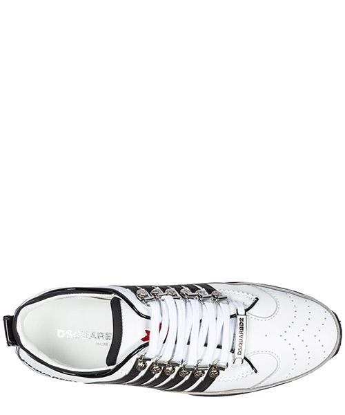 Scarpe sneakers uomo in pelle 251 secondary image