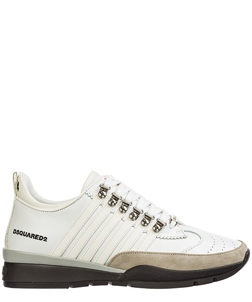 Sneakers Dsquared2 251 snm0101115b7001m1048 bianco