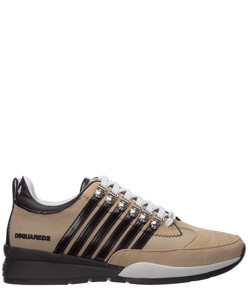 Sneakers Dsquared2 251 SNM010111702720M1797 beige
