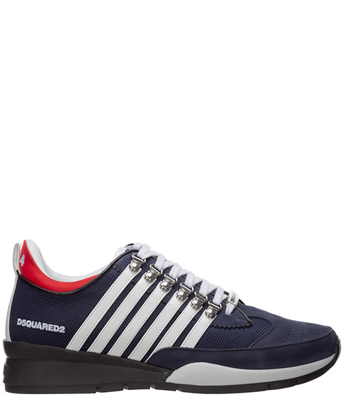 Sneakers Dsquared2 251 SNM010111702720M190 blu