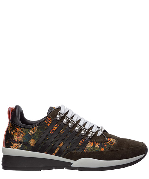 Sneakers Dsquared2 251 SNM010116802928M1920 verde