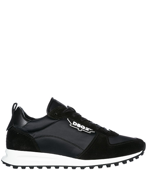 Sneakers Dsquared2 New Runner Hiking SNM01101170138121214 nero