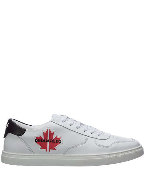 Sneakers Dsquared2 maple SNM011101500360M072 bianco