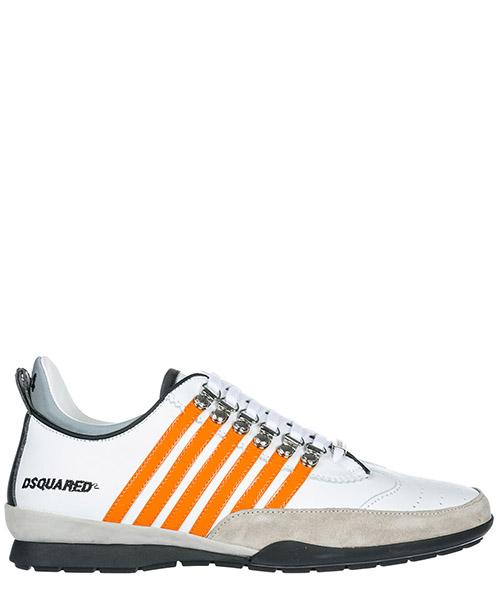 Sneakers Dsquared2 251 SNM0131 01500450 M551 bianco - arancio