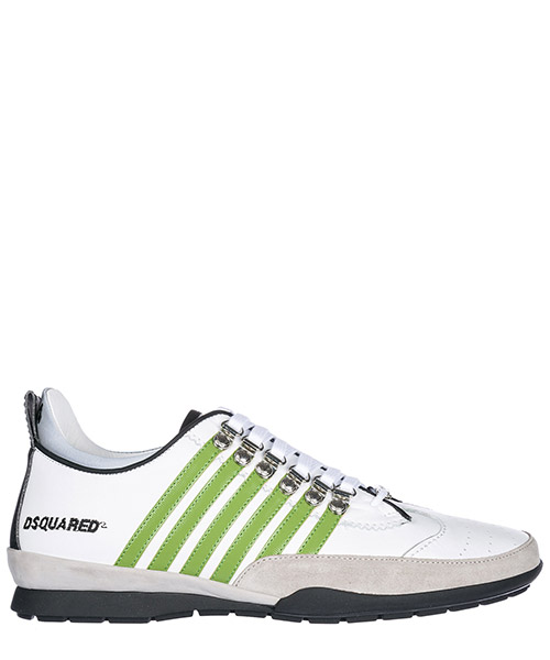 Sneakers Dsquared2 251 SNM0131 01500450 M618 bianco