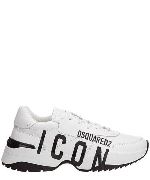 Sneakers Dsquared2 icon SNM013301503204M072 bianco
