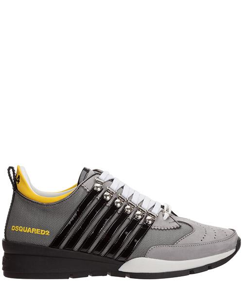 Sneakers Dsquared2 251 SNM014611702261M2006 grigio / giallo