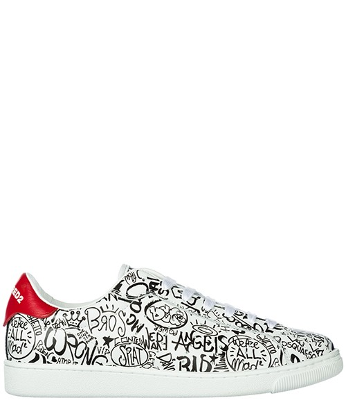 Sneakers Dsquared2 SNM040301501047M898 bianco