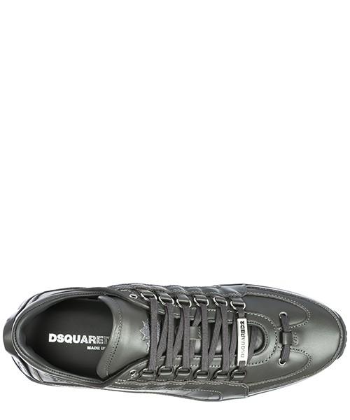 Zapatos zapatillas de deporte hombres en piel 551 secondary image