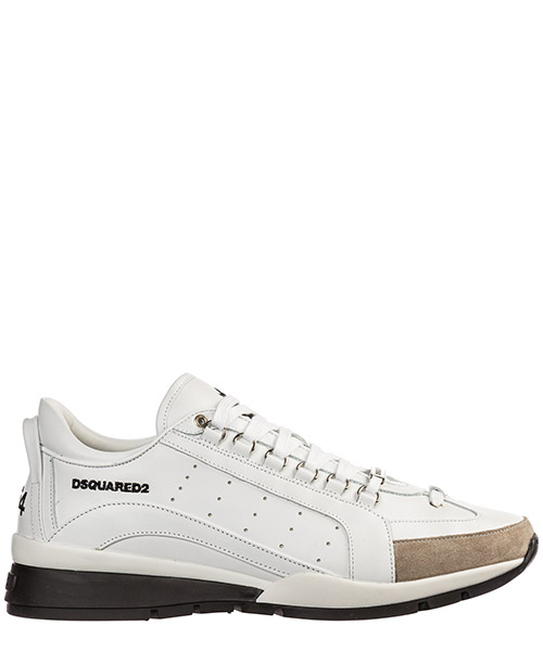 Sneakers Dsquared2 snm0404065b0001m1048 bianco