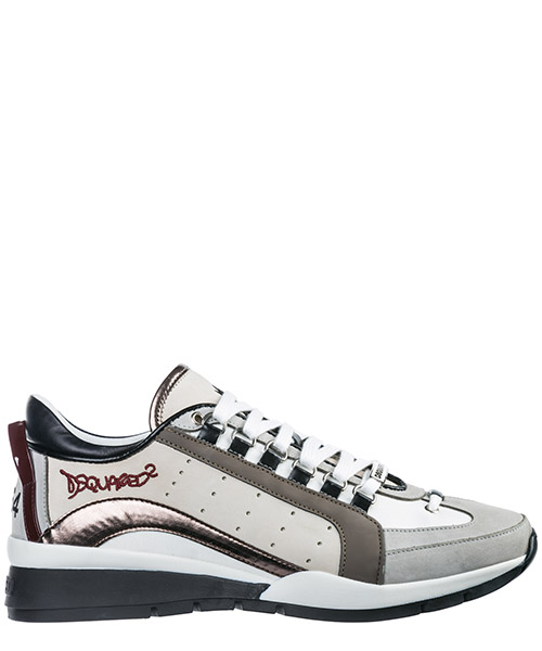 Sneakers Dsquared2 551 SNM040409701449M724 beige