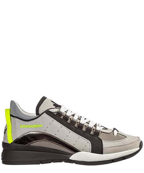 Sneakers Dsquared2 snm040409702072m1685 antracite+grigio