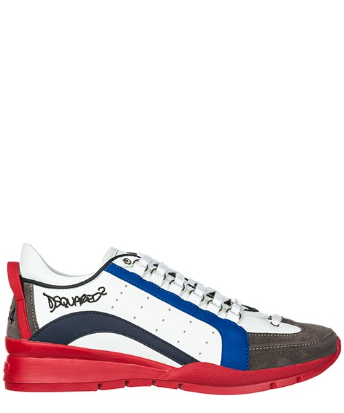 Sneakers Dsquared2 SNM040411570001M1218 bianco