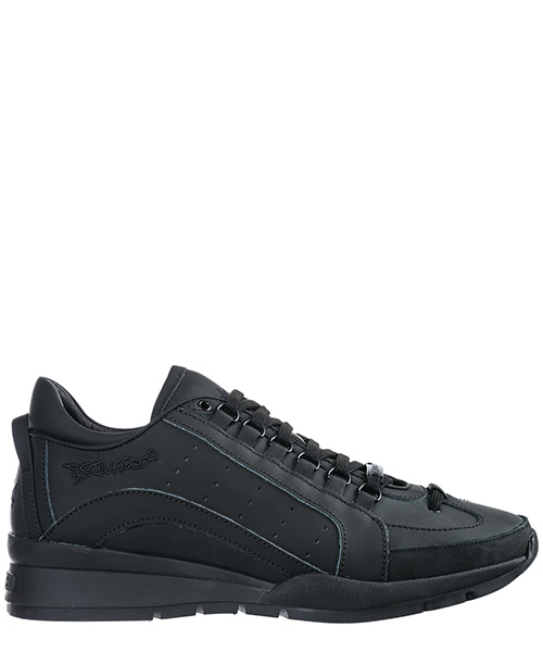 Sneakers Dsquared2 551 SNM0404128100012124 nero