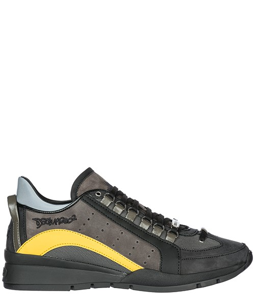 Sneakers Dsquared2 551 SNM040413030001M069 nero - giallo
