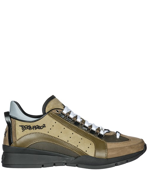 Sneakers Dsquared2 551 SNM040413030001M1115 verde