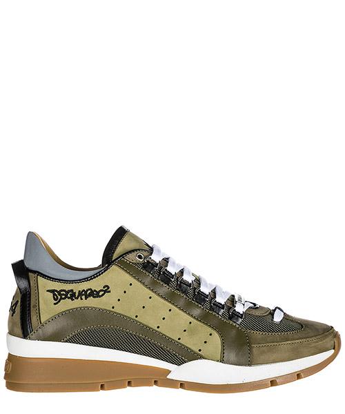 Sneakers Dsquared2 551 SNM0404718000018066 militare