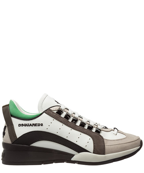 Sneakers Dsquared2 551 SNM050501502559M072 bianco