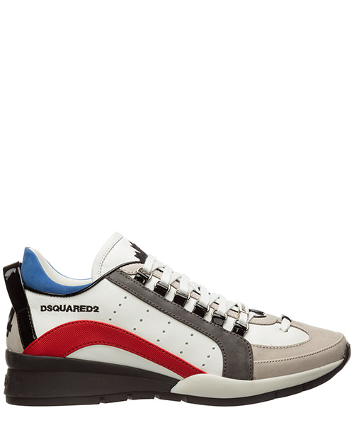 Sneakers Dsquared2 551 SNM050501502559M1747 bianco