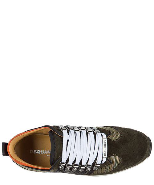 Scarpe sneakers uomo camoscio 251 secondary image
