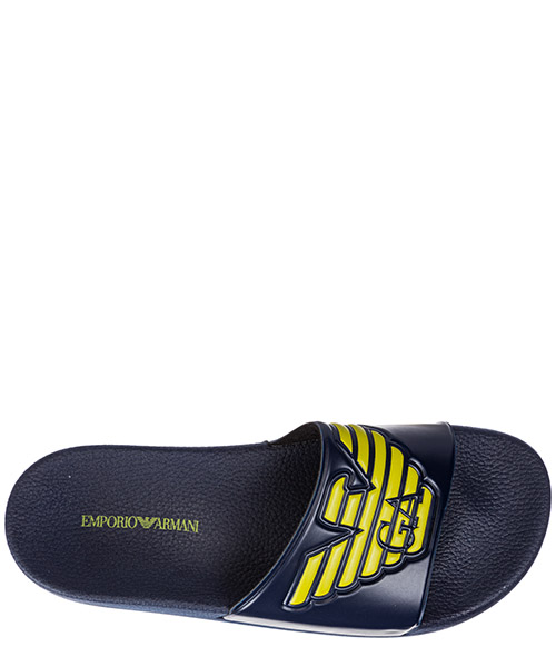 Men's slippers sandals rubber secondary image