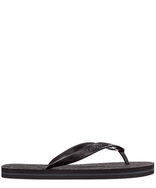 Flip flops Emporio Armani X4QS01XL82600002 black