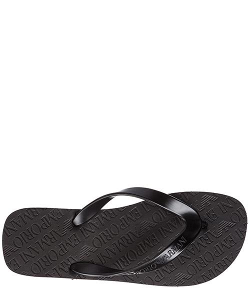 Men's rubber flip flops sandals secondary image