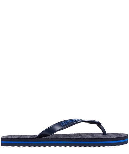 Flip flops Emporio Armani X4QS01XL82600005 black iris