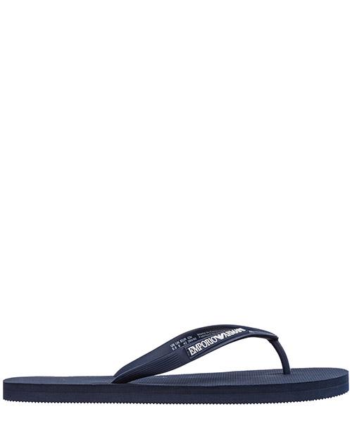 Flip flops Emporio Armani X4QS02XL82700005 black iris