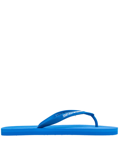 Flip flops Emporio Armani X4QS02XL82700028 blue aster