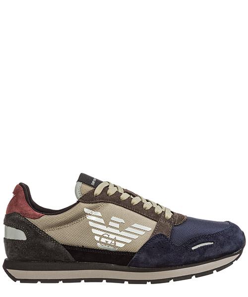 Sneakers Emporio Armani X4X215XL200A233 blu