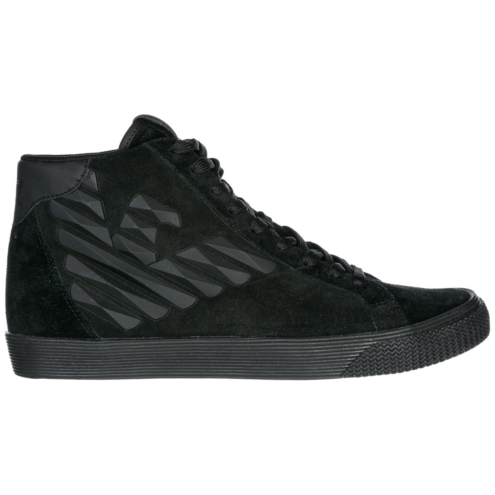 Sneakers alte Emporio Armani EA7 2480107A29900020 black  a3a468437ac