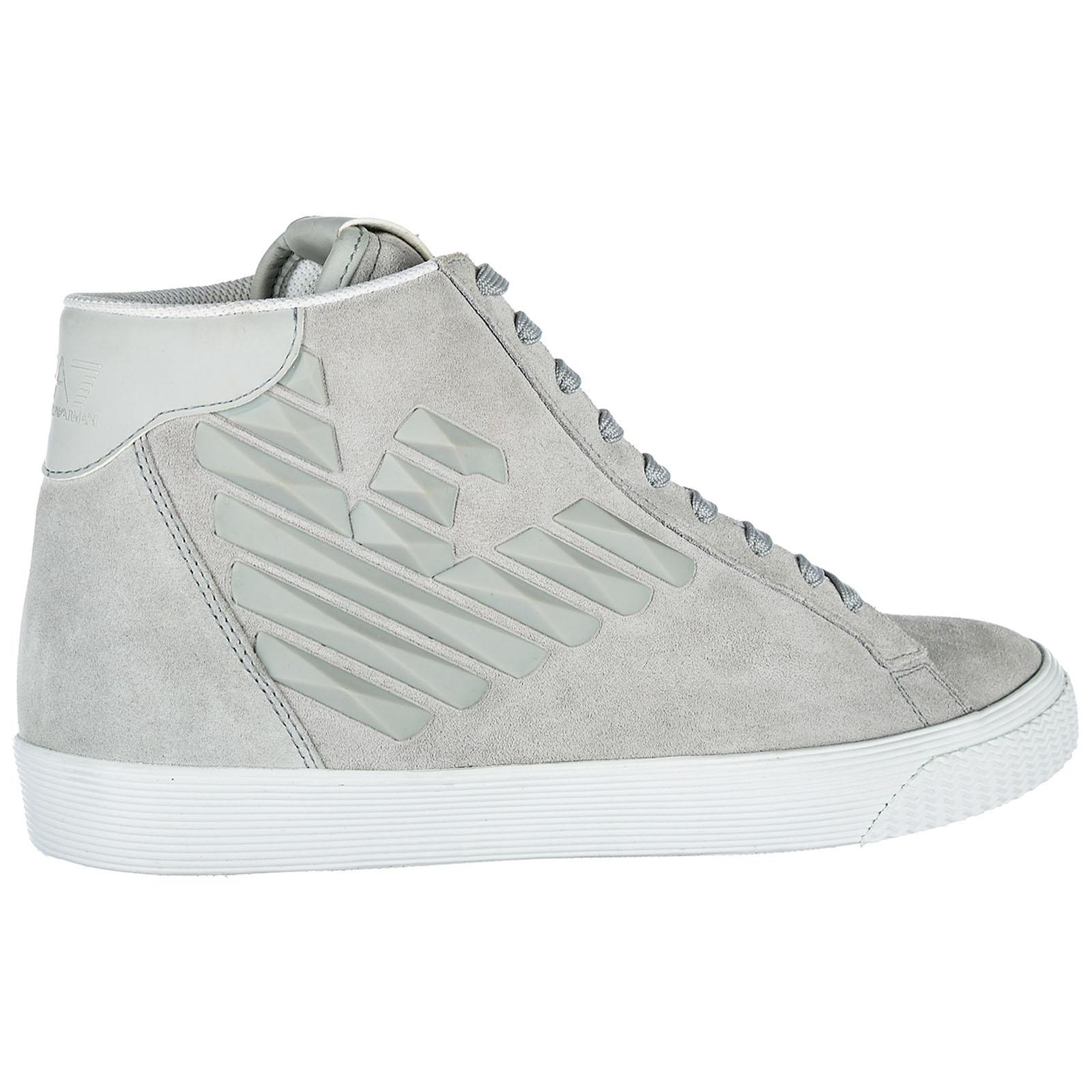 ... Scarpe sneakers alte uomo in camoscio pride trasformers ... 1678f27a1ac