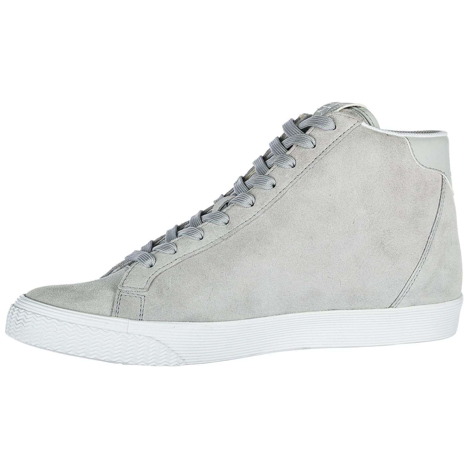 Emporio 8p299 Grigio 03655 Alte Sneakers Ea7 248010 Armani p5xzZWw1q