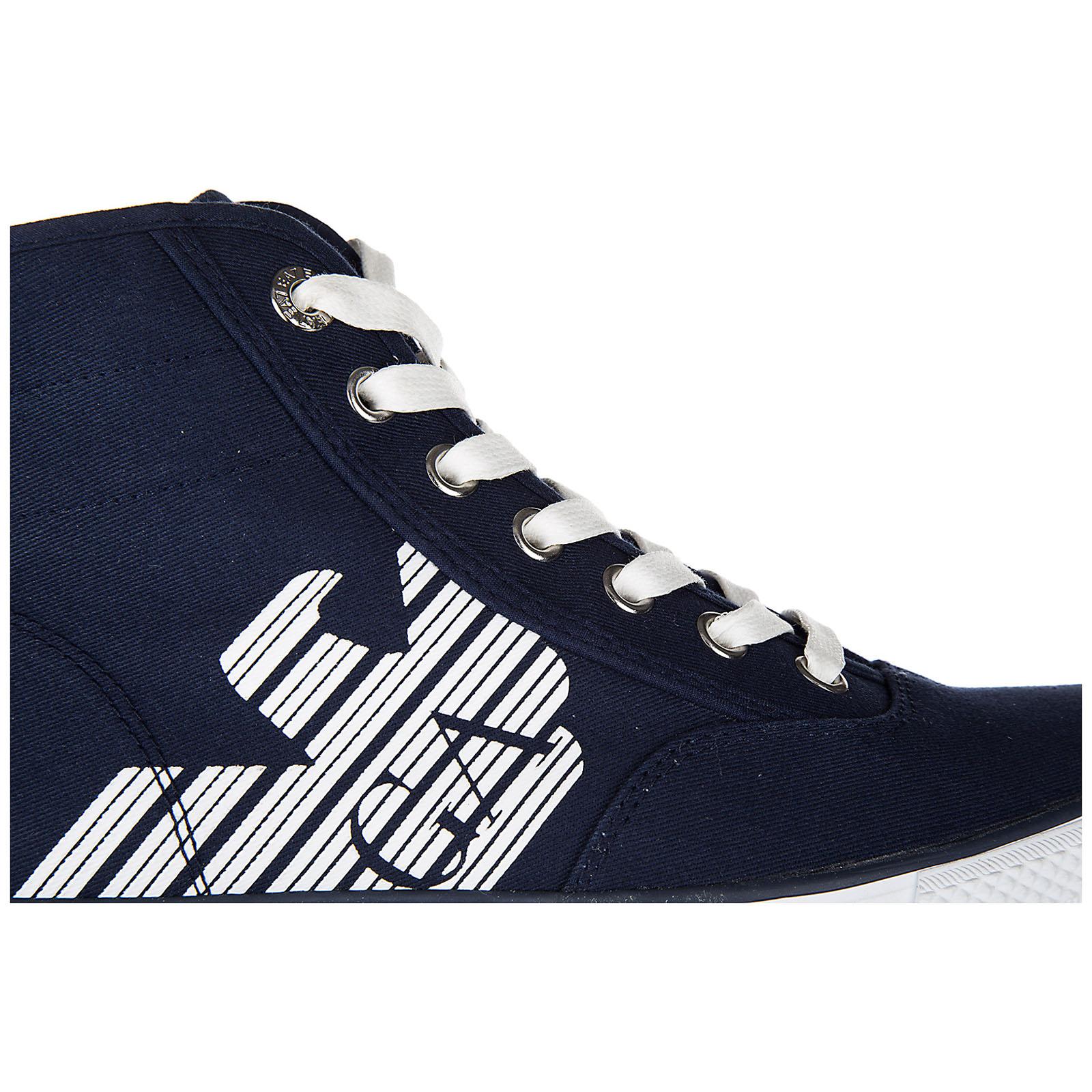 Scarpe sneakers alte donna  cult vintage