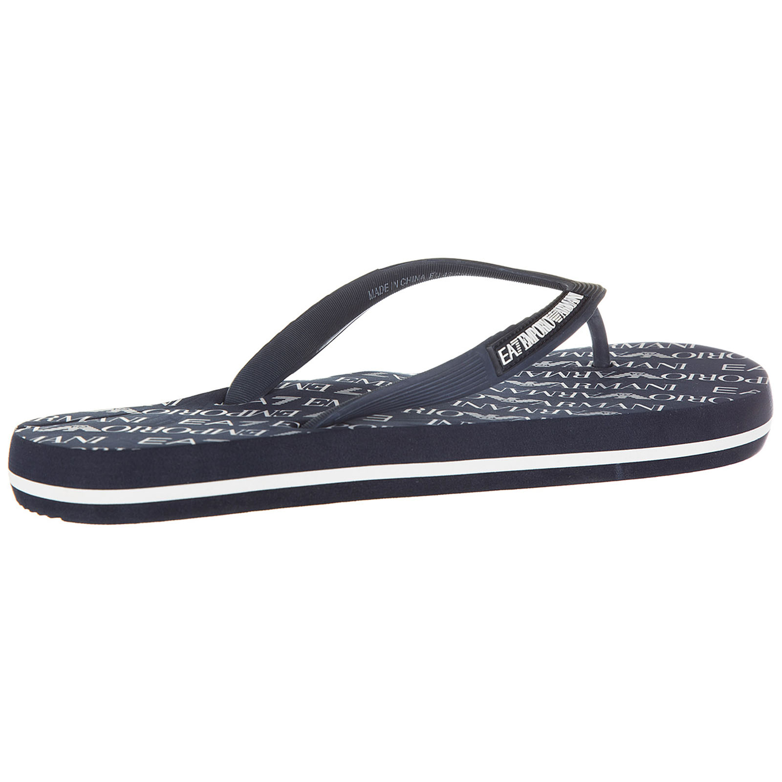 Hombres zapatillas sandalias chanclas en goma  sea world