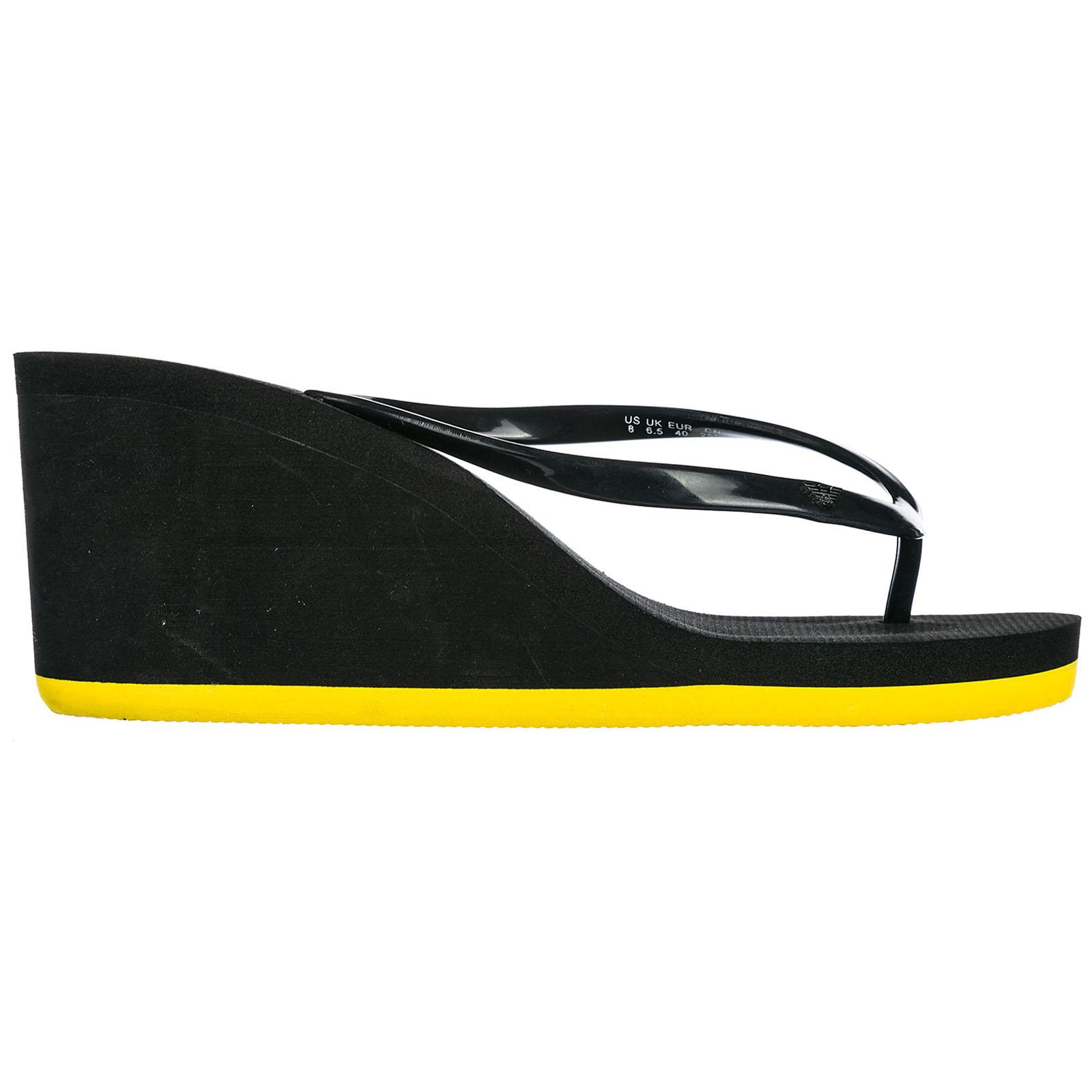 980ca04d1 Emporio Armani EA7 Women s flip flops sandals core active