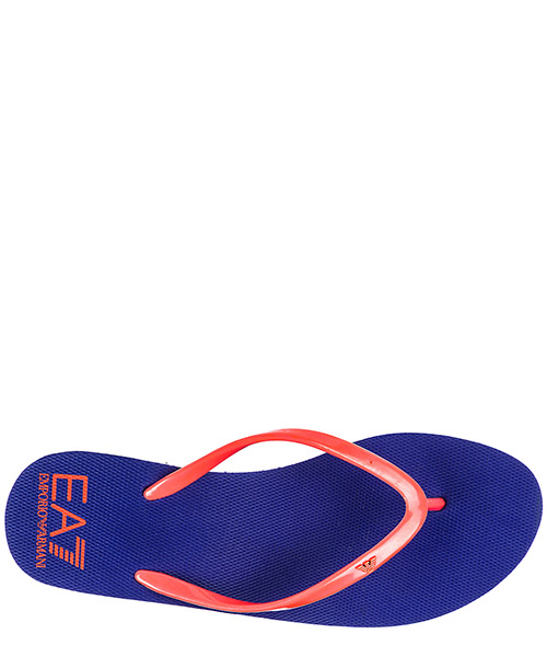Damen gummi flip flops zehentrenner sandalen sea world core active secondary image