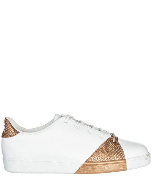 Sneakers Emporio Armani EA7 X7X003XK013D886 white + lizard rose
