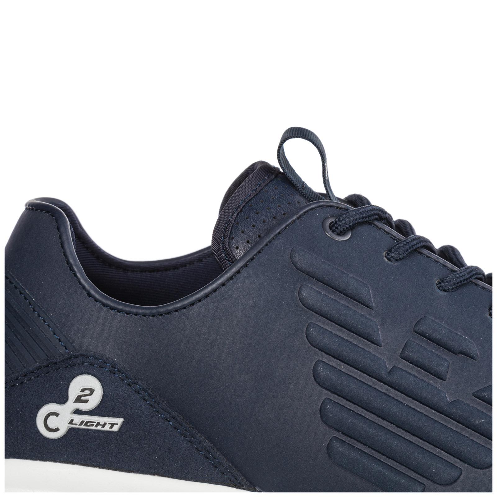 369e9b90d9c Zapatillas para correr Emporio Armani EA7 X8X013XK016A138 navy ...