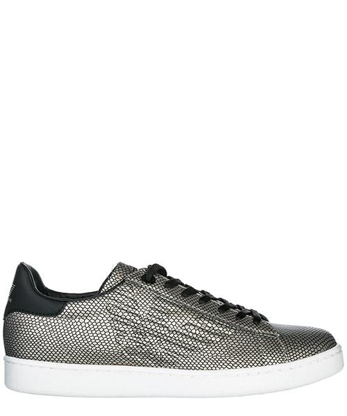 Sneakers Emporio Armani EA7 X8X001XK002S854 silver + black