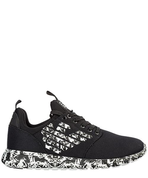 Sneakers Emporio Armani EA7 x8x007xk073k485 black + white