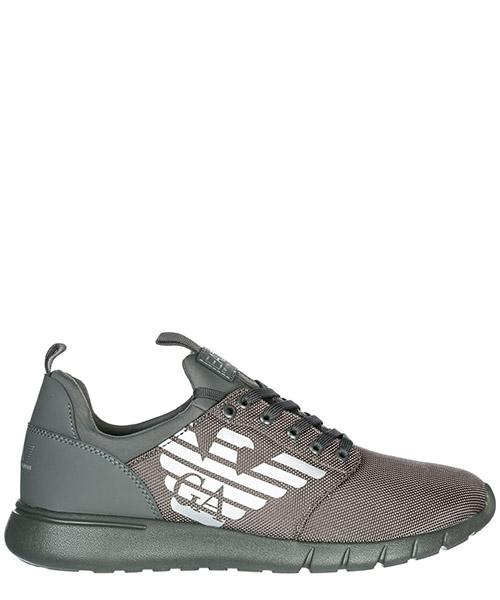Sneakers Emporio Armani EA7 X8X008XK008F0008 antracite / gunmetal